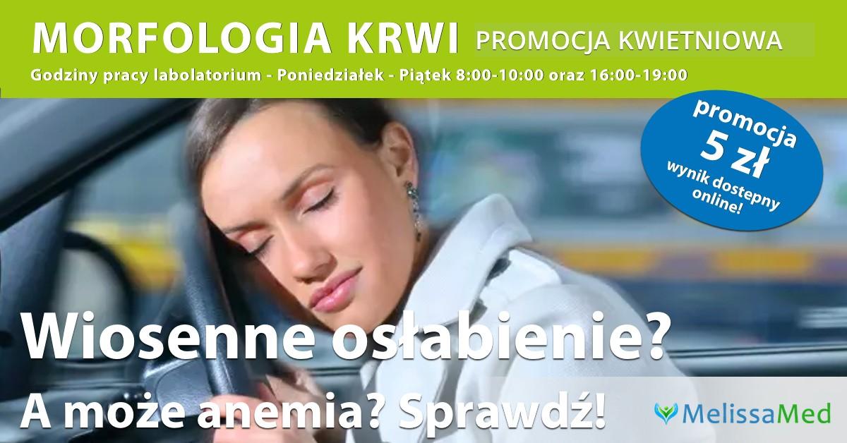 Wiosenne osłabienie - Lekarze specjaliści Łódź MelissaMed