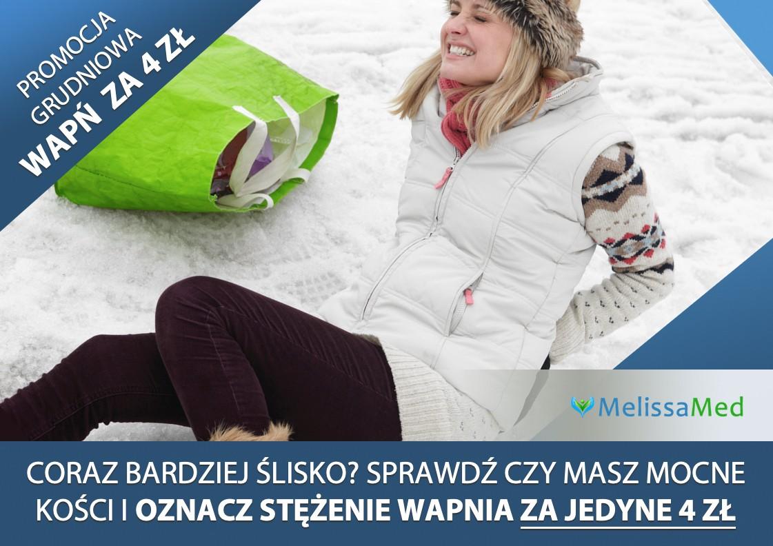 Badanie Wapnia w MelissaMed Łódź